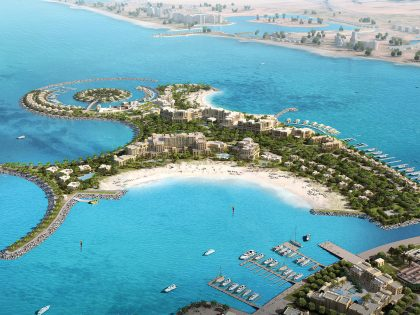 Beachfront UAE Hotel Investment up to 12% Returns p.a.